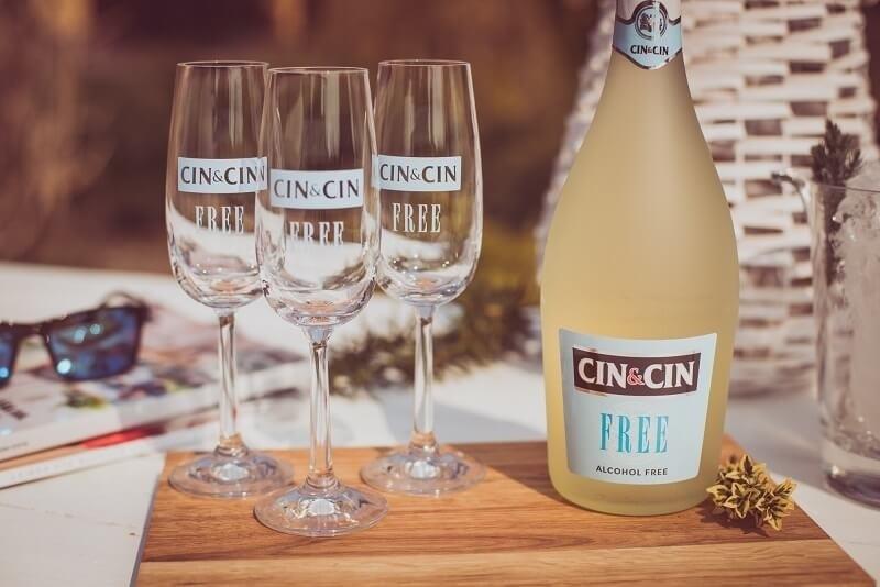Cin&Cin Free - nowe bezalkoholowe wino musujące od Ambra S.A