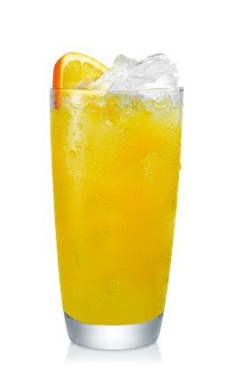 Tropikalny drink z ananasem