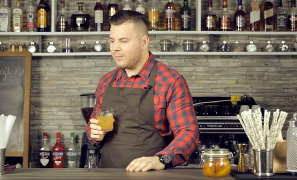 Świąteczny drink z Jackiem Danielsem!