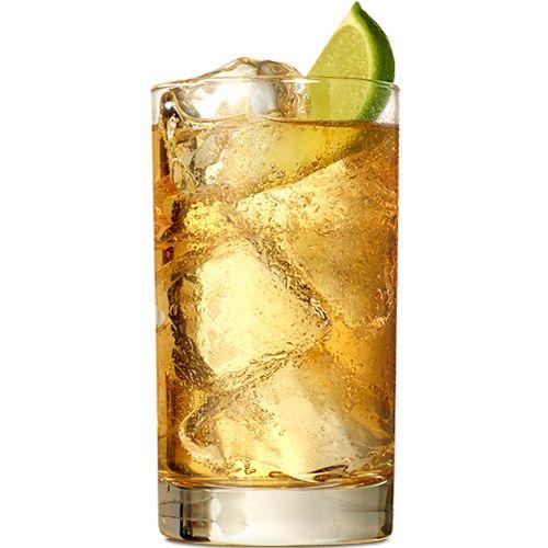 Whisky z piwem imbirowym