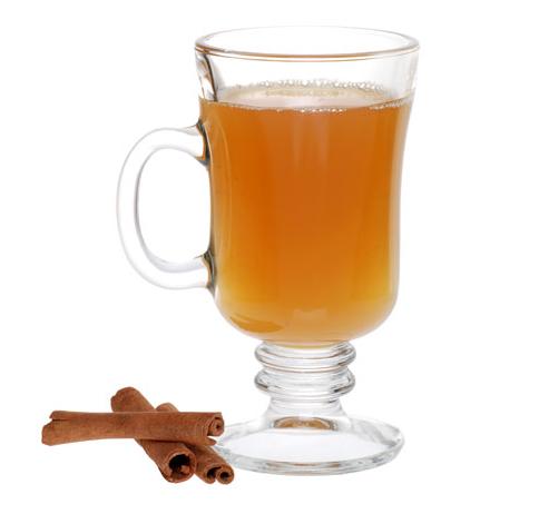 Grzane piwo z imbirem