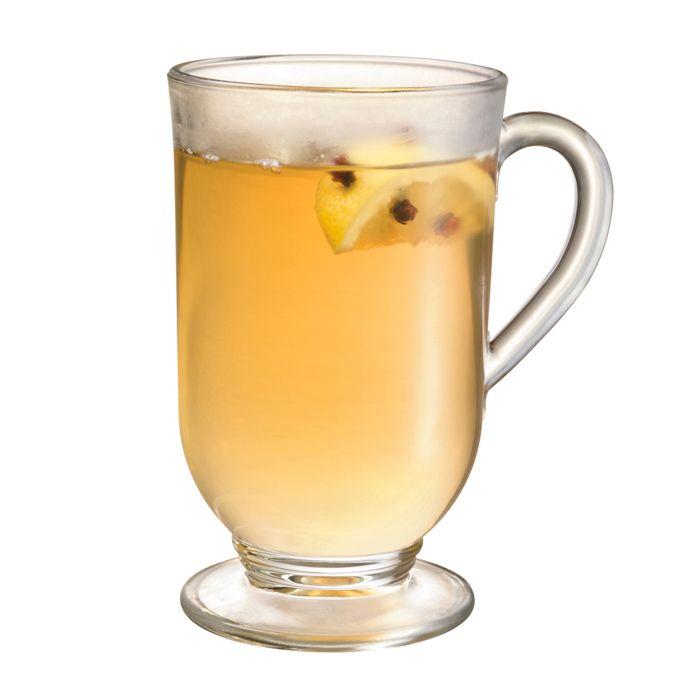 Grzaniec z rumem i miodem