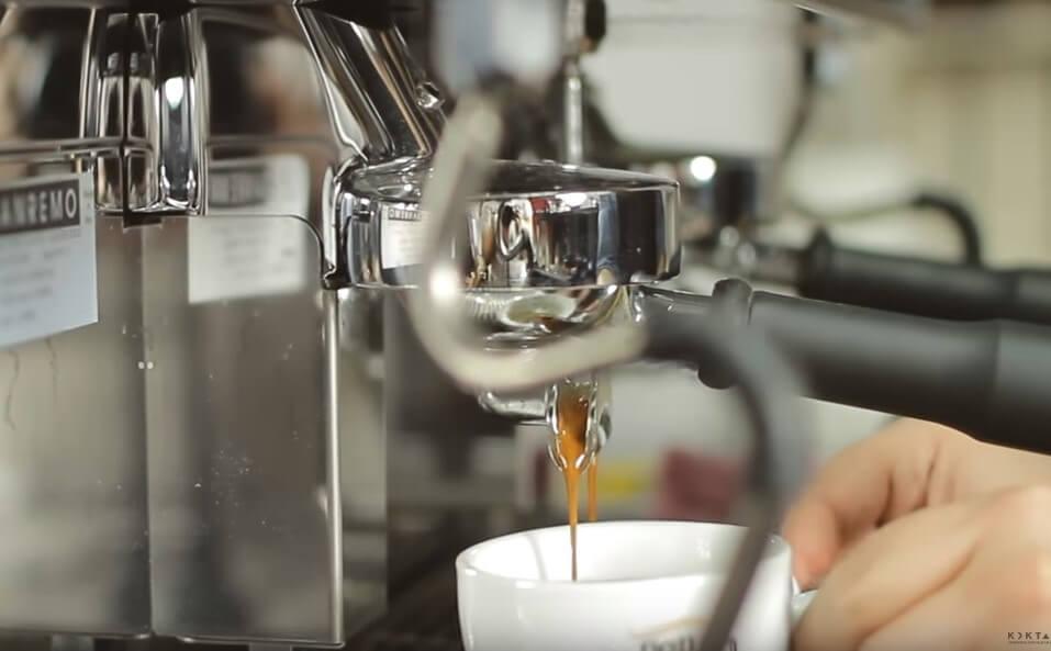 Jak zrobić najlepszą Americanę - kawa po włosku.