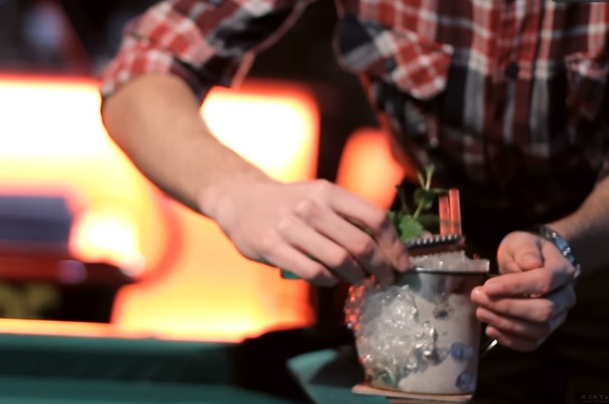 Jak zrobić drinka Mint Julep!