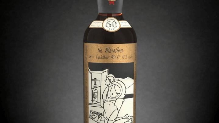 Macallan Valerio Adami 1926 - licytacja najdroższej whisky na świecie.