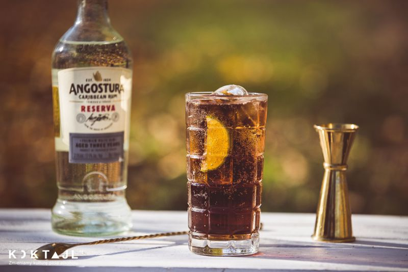 CUBA LIBRE - przepis na najbardziej kubański drink z rumem!