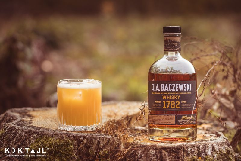 Pumpkin Whisky Sour – drink z dynią i whisky