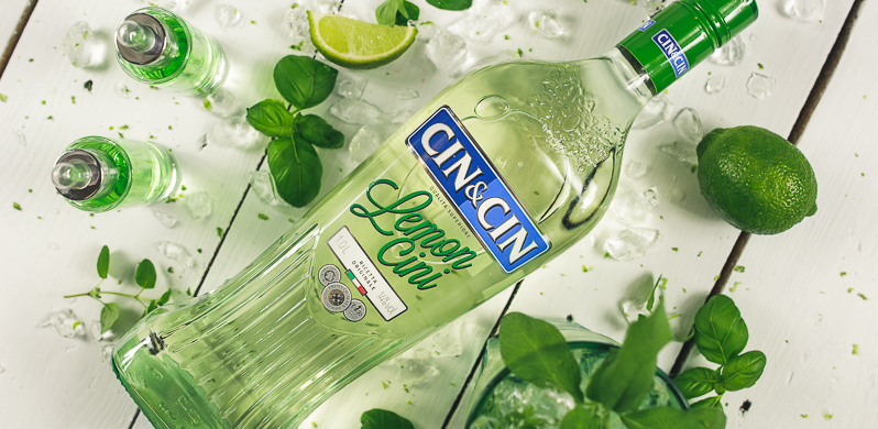 Drinki z Cin & Cin Lemoncini - z czym pić i jak łączyć.