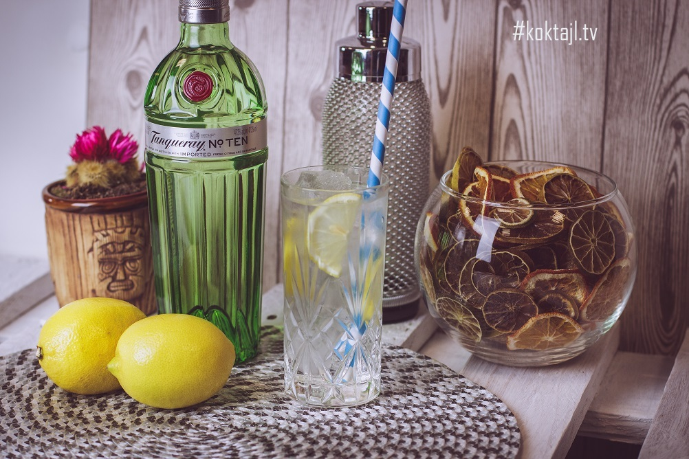 Przepis i proporcje  na Gin z Tonikiem!