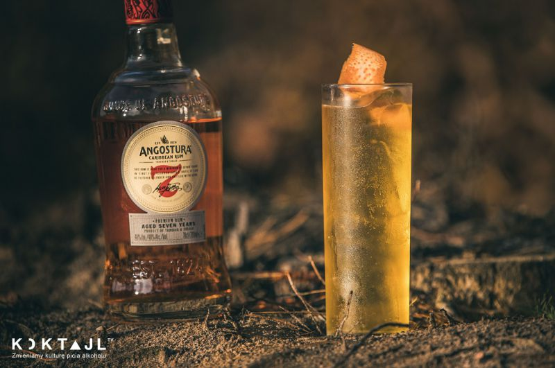 Kac Vegas – mocny drink z whisky na wieczór kawalerski