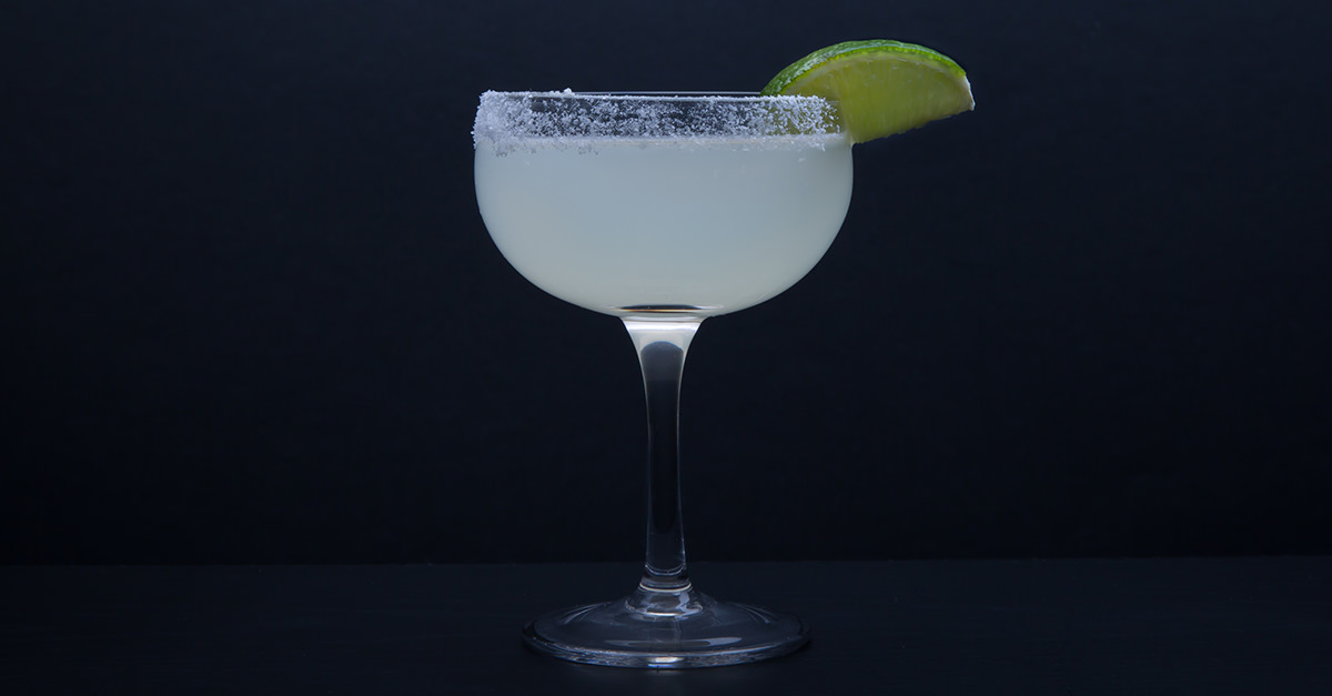 Margarita - przepis na drinka z tequilą.
