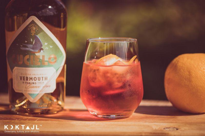 Negroni Spagliato – włoski drink z prosecco!