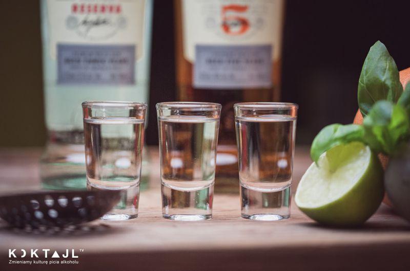 Shoty z rumem! Pomysły na proste shoty z rumu