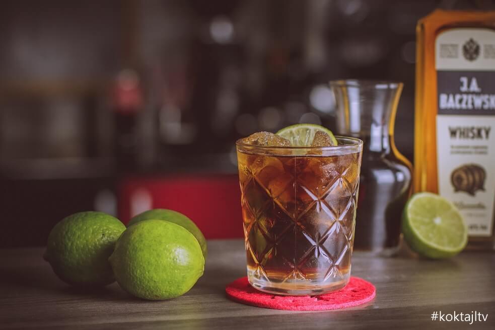 Czy można pić whisky z colą?