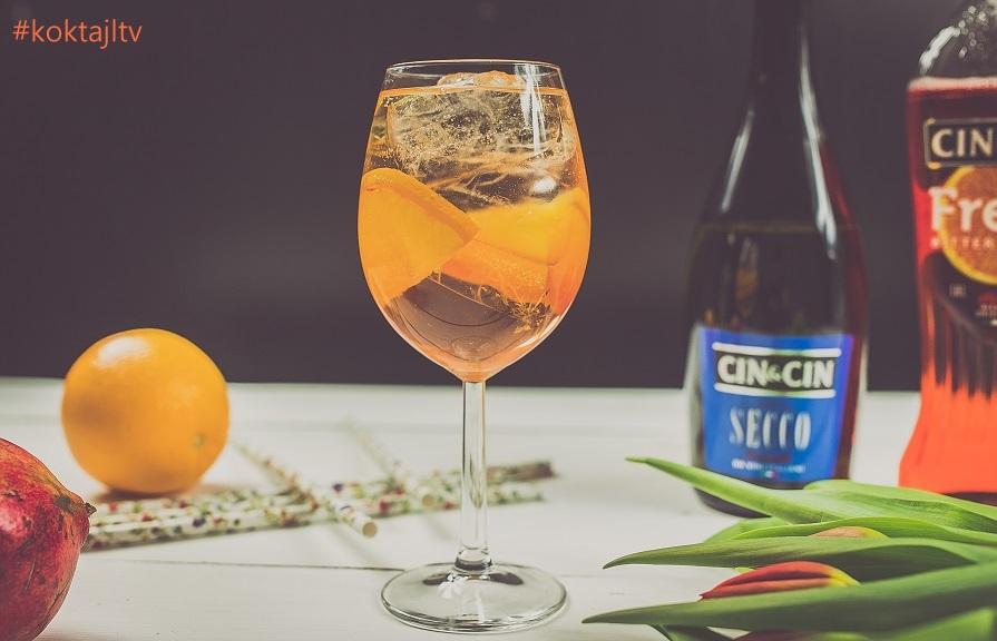 Aperol Drink - najpopularniejsze drinki z aperolem (zestawienie).