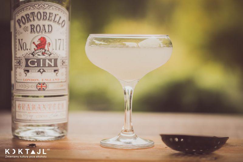 Bee's Knees - klasyczny drink z ginem.