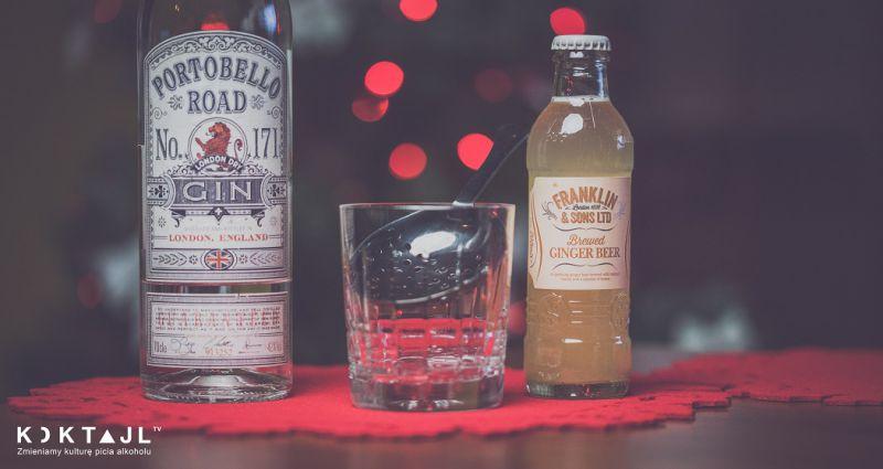 3 proste drinki z ginem na Sylwestra