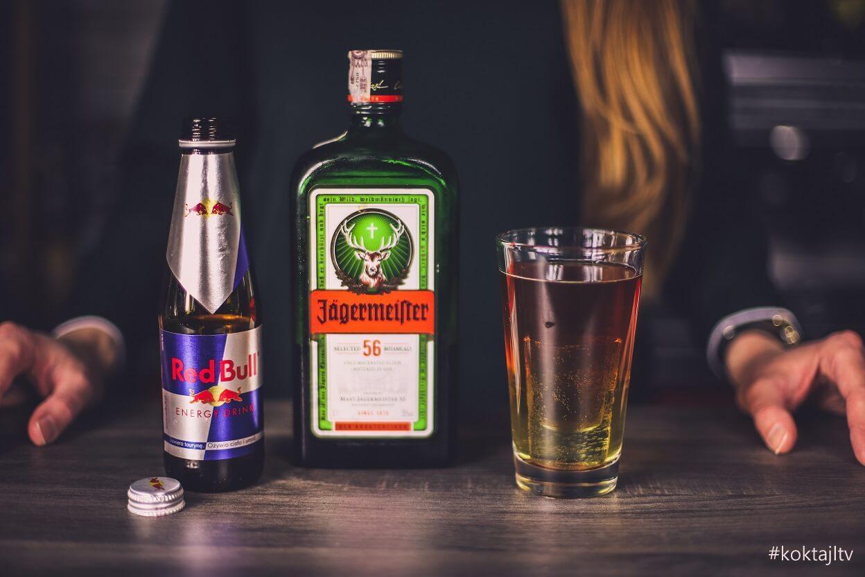 Drinki z Jagermeisterem - najlepsze przepisy z Jaggerem.