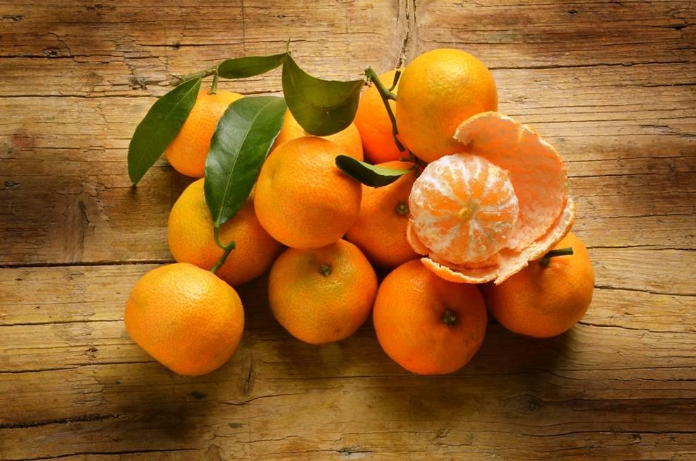 Przepis na kordiał mandarynkowy. Syrop z mandarynki do drinków i lemoniady.
