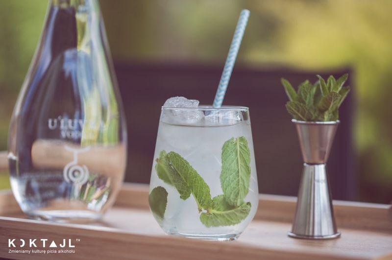 Miętowa lemoniada z wódką - super orzeźwiający drink