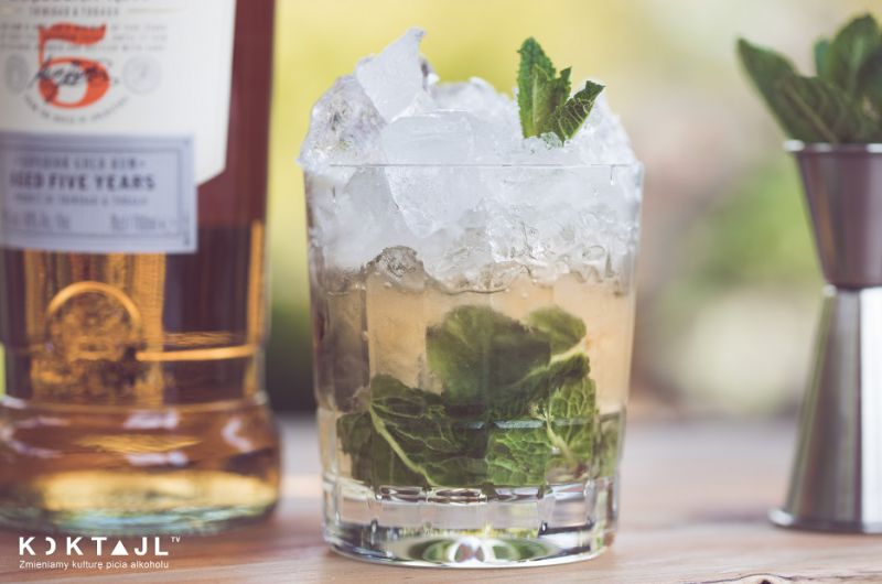 Drinki z miętą - najlepsze przepisy.