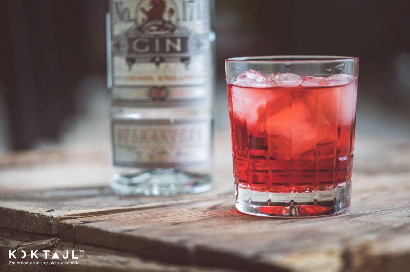 NEGRONI - przepis na drinka.