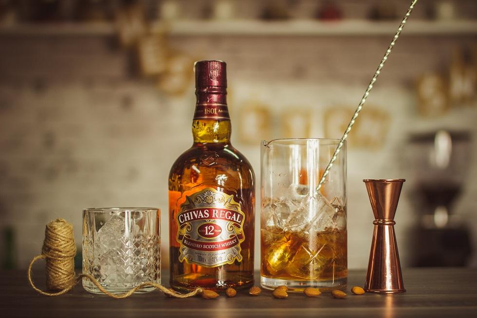 Godfather! Migdałowy drink z whisky i amaretto!