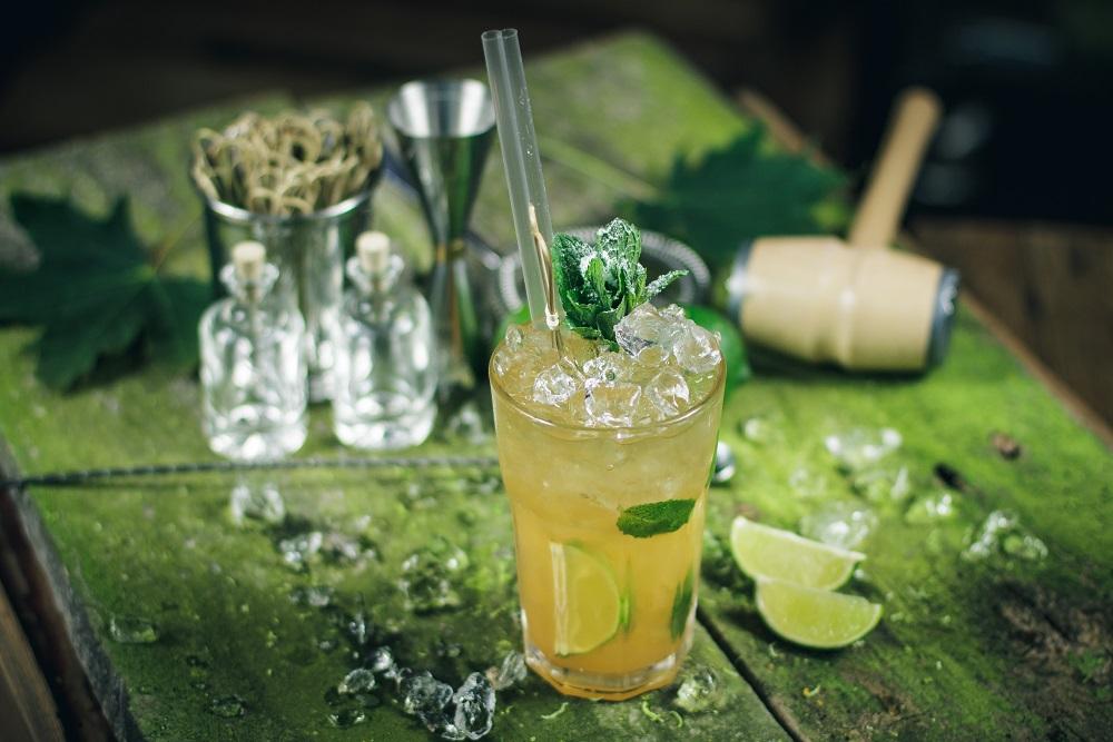 Przepis na bezalkoholowe Mojito z ananasem. Ananasowe Mojito!
