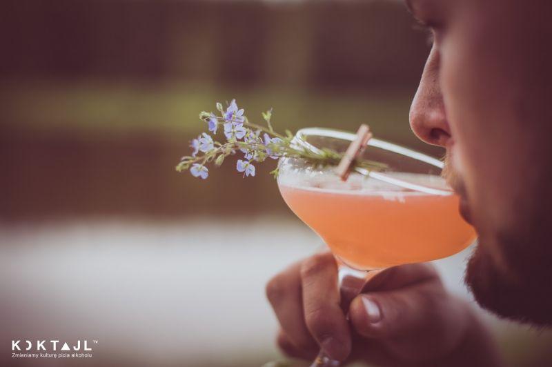 Nevada - wakacyjny drink z rumem i grejpfrutem